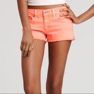 Ag Adriano Goldschmied Daisy shorts